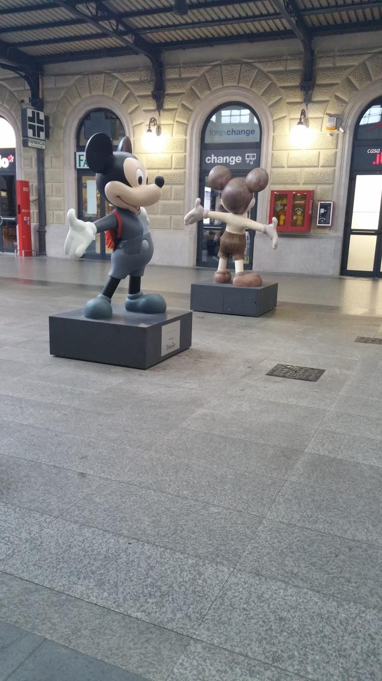 Stazione di Bologna Luglio 2016