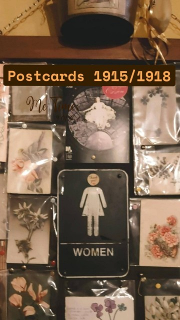 Postcards 1915/1918